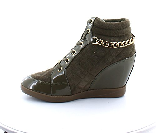 size 8 women's wedge boots New GUESS Hevin wOqXnYF6x