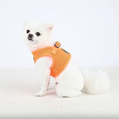 Puppia Authentic Neon Soft Vest Harness B