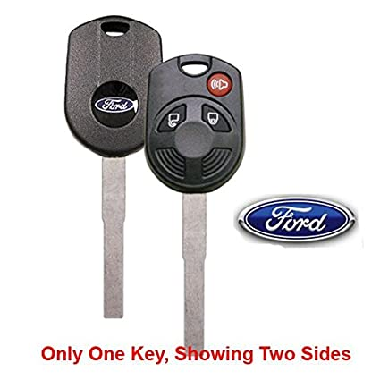 Amazon Com 3 Button 2013 2014 2015 Ford Escape Oem Remote Key 164