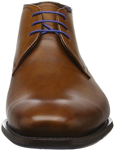 Floris van Bommel 10670/00, Zapatillas de Estar por Casa para Hombre Marrón (Peat/mocca Kombi)