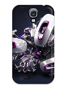 New Style 1165753K43628124 New Premium Flip Case Cover Studio Skin Case For Galaxy S4