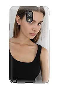 New Style Premium Ophelie Guillermand Back Cover Snap On Case For Galaxy Note 3