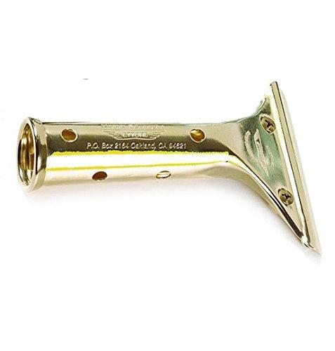 Master Brass Squeegee - Ettore Master Brass Squeegee Handle NET