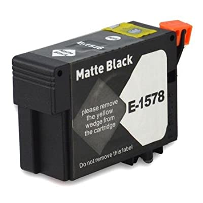 AIM Remanufactured Ink Cartridge Replacement for Epson Stylus Photo R3000 ( Black )