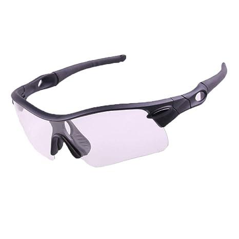 Gafas de sol polarizadas Cambio de color Gafas de ciclismo ...