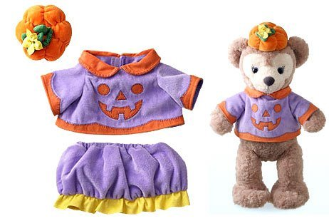 (Friends of Duffy) Sherry May Costume Set Disney Halloween (Halloween) 2010 Limited [Disneyzone] [immediate delivery] (japan import) -