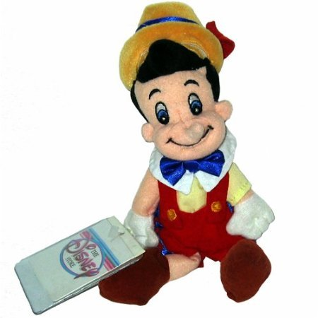 (Pinocchio - Disney Mini Bean Bag Plush)