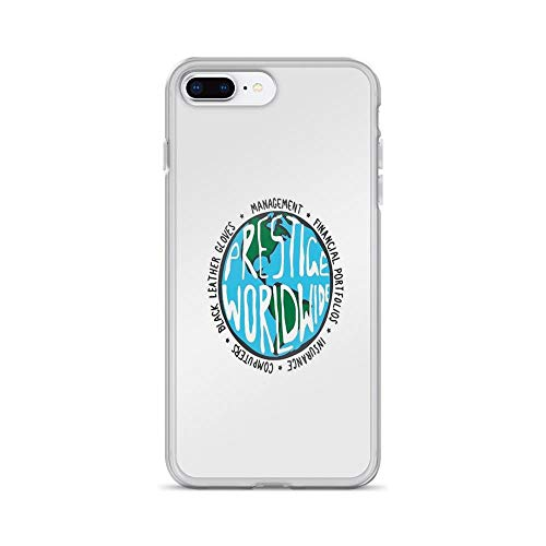 iPhone 7 Plus/iPhone 8 Plus Case Clear Anti-Scratch Step Brothers Cover Phone Cases for iPhone 7 Plus iPhone 8 Plus]()