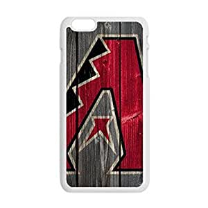 Hard Plastic iPhone 6 Case, Fate Inn-Abstract Art-iPhone 6 case