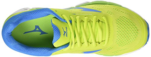 Mizuno Homme Chaussures Running de Jasminegreen Synchro Limepunch MX Multicolore Blueaster rUXqpr