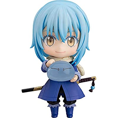 Good Smile That Time I Got Reincarnated As A Slime: Rimuru Nendoroid Action Figure: Toys & Games