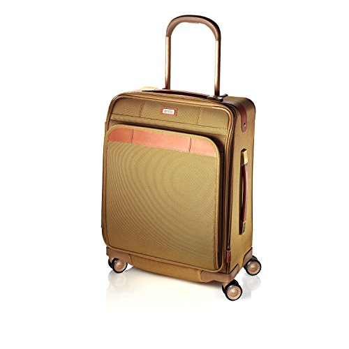 Heritage Glider - Hartmann Ratio Classic Deluxe Domestic Carry On Glider, Nylon Spinner Luggage in Safari