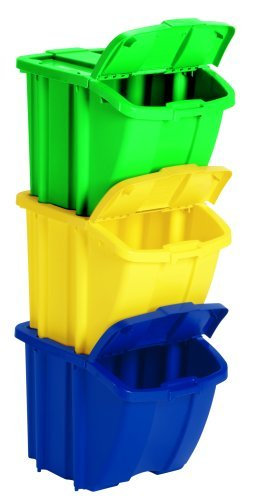 Suncast Recycle Bin Kit  BH183PK