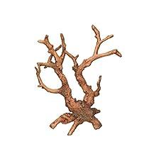 Nobby Adoornos de raíces pecera L15 x 8 x 17.5 cm