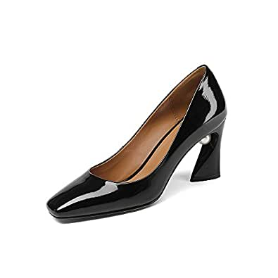 Nine Seven Womens Pumps Black Size: 4.5
