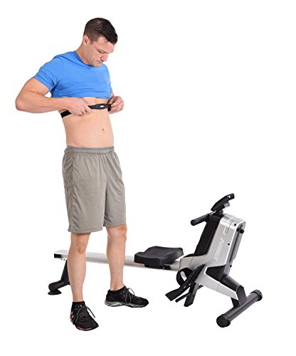 Stamina Multi-Level Magnetic Resistance Rowing Machine by Stamina (Image #3)