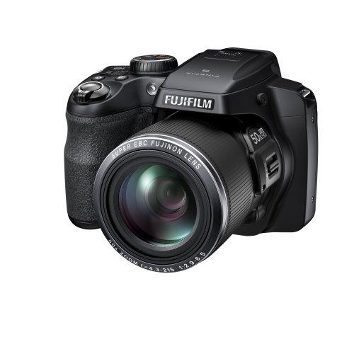 FUJIFILM FinePix デジタルカメラ S9200 FX-S9200 B