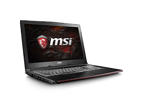 MSI GP62MVR Leopard Pro-406 15.6' Performance Gaming Laptop Core i7-7700HQ GTX 1060 16GB 256GB SSD VR Ready