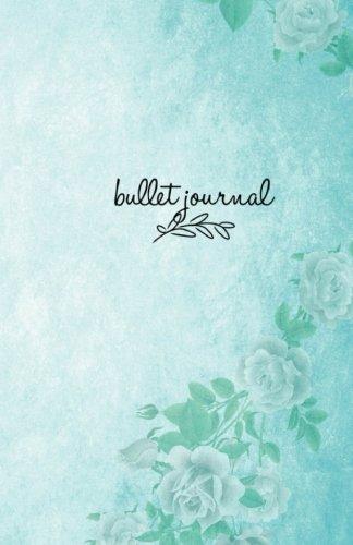 "Download Bullet Journal: Turquoise Cover 5,5""x 8,5"": Dot Grid Journal, Design Book, Planner, Dotted Notebook, Work Book, Sketch Book, Math Book, 5mm Dots ... ... (Dot paper) (Bullet Journals) (Volume 30) pdf epub"