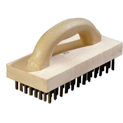 (Winco BR-9 Butcher Block Brush by Winco USA)