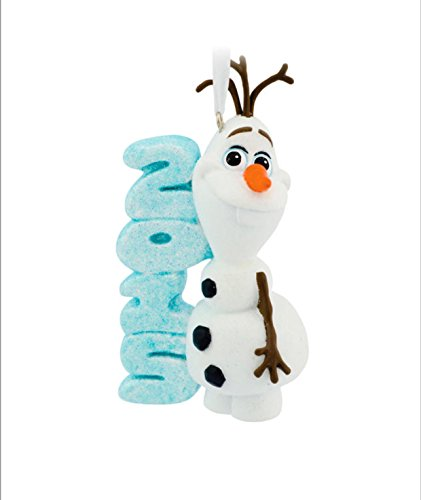 Frozen Olaf 2015 Ornament