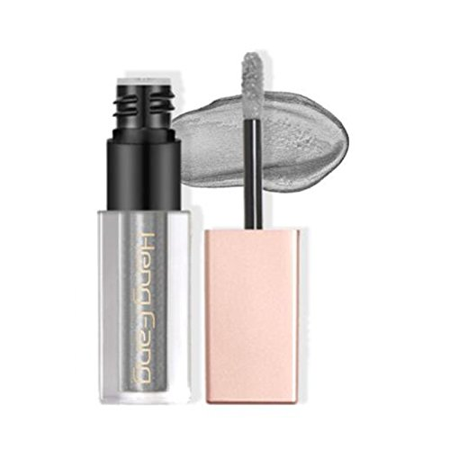 Yiding Liquid Eyeshadow Long Lasting Glitter Highlighter Smooth Beauty Makeup