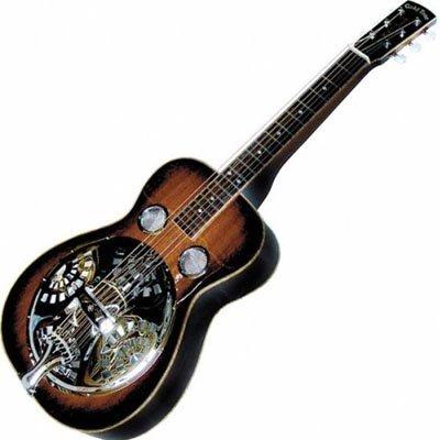 Gold Tone Paul Beard Signature Series PBS-M Squareneck Resonator Guitar (Vintage Mahogany) by Gold Tone