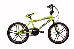 "Flite Panic Mag - Bicicleta para niño, tamaño 20"", color bright verde"