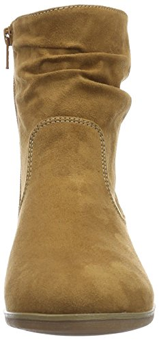 s.Oliver Women's 25357 Ankle Boots Brown (Cognac 305) gGb6Wa