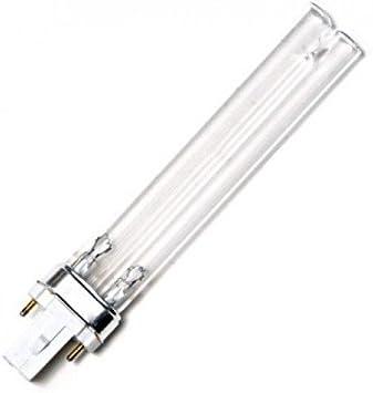 All Pond Solutions Pls Uv Bulb Tube Lamp Uvc Ultraviolet Light 5 Watt Amazon Co Uk Pet Supplies