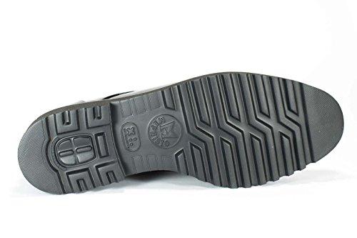 Mephisto Sabella 4200 Black - Zapatos de cordones para mujer negro