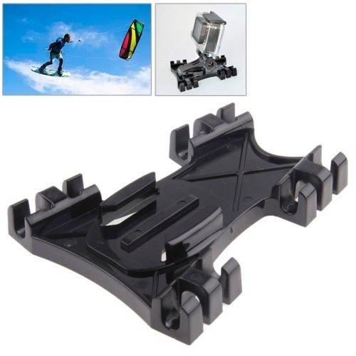 Surfing Kite Halterung Unterstützung für GoPro Hero4/3+/3/2/1(Black)