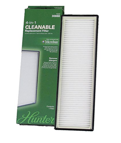 Hunter 4-in-1 Cleanable Replacement filter 30888