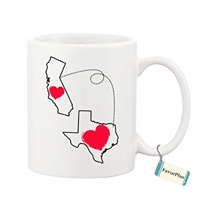 Amazoncom Long Distance Relationship Texas California Romance