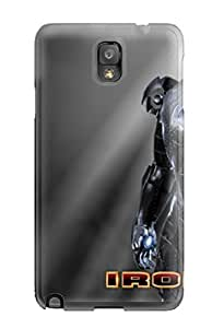 Jon Bresina's Shop Best 9373635K80177857 Case Cover For Galaxy Note 3 - Retailer Packaging Iron Man Protective Case