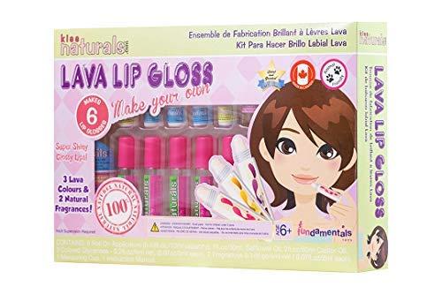 DIY Lava Lip Gloss Craft Making Kit for Girls