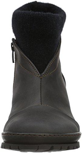 Mujer Casa Por Negro De Zapatillas Para Oslo Art black Estar Fq0P70w