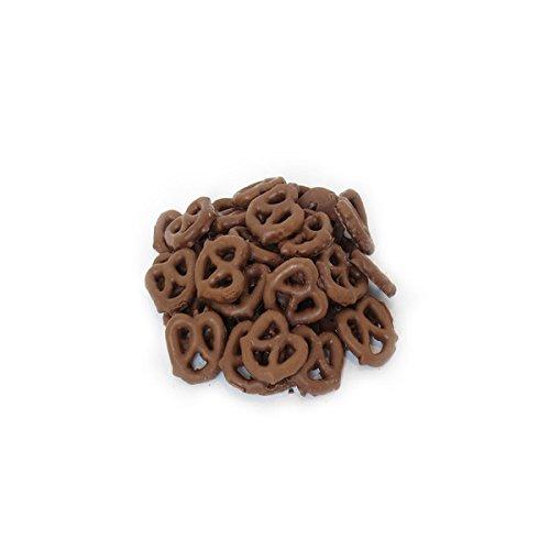 bulk chocolate pretzels - 1