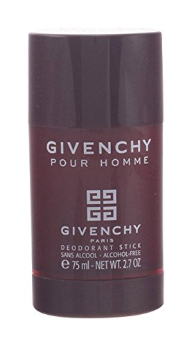By Givenchy For Men. Deodorant Stick Alcohol-Free 2.7 Oz ()