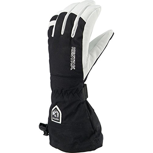 Hestra Heli Glove (Black, 11) by Hestra