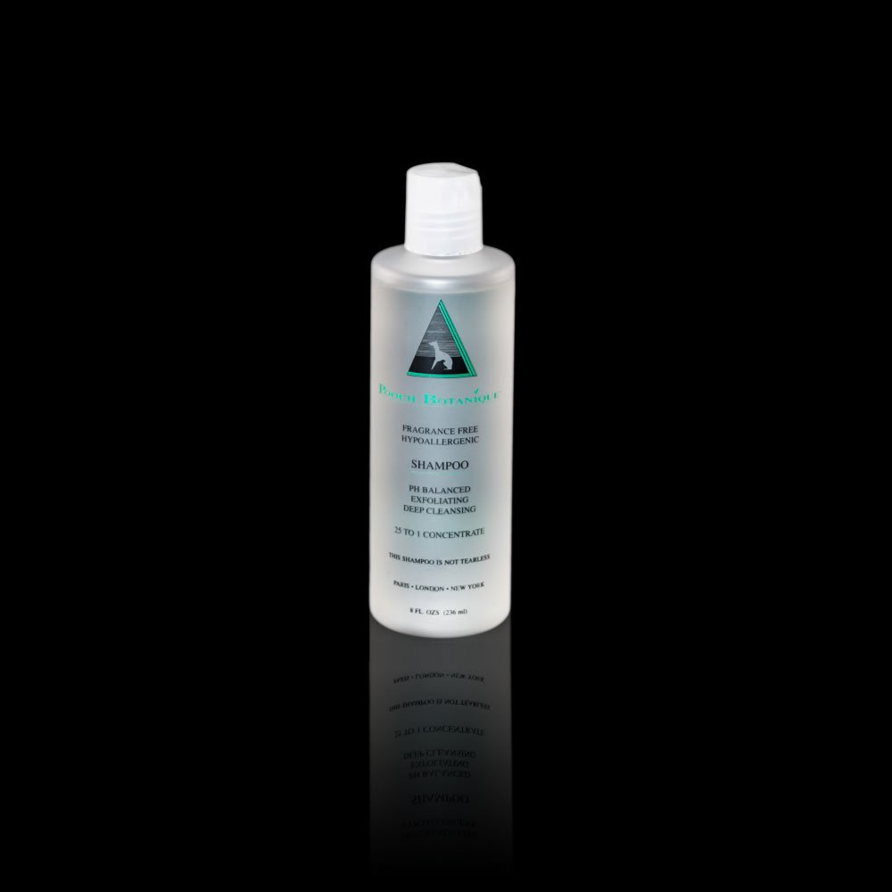 Les Pooch Shampoo 8oz offered by Three Boys of Scottsdale Pet Boutique - Shampoo - 25 to 1 Concentrate - HYPOALLERGENIC POOCH BOTANIQUE MEDACETIC SHAMPOO - 50%OFF