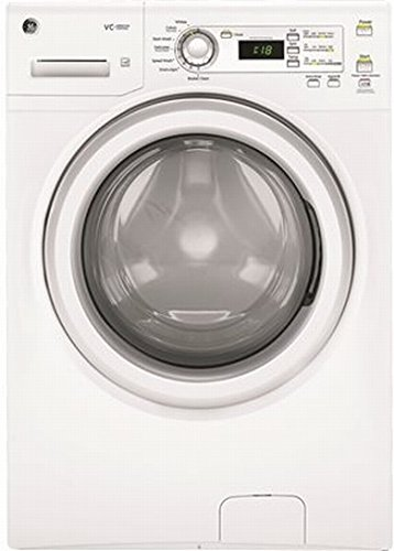 Ge WASHERS & DRYERS 292230  Energy Star 3.6 Cu.ft. Front Load Washing Machine, White, 7 Cycles by GE