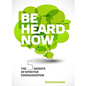 Be Heard Now Audiobook