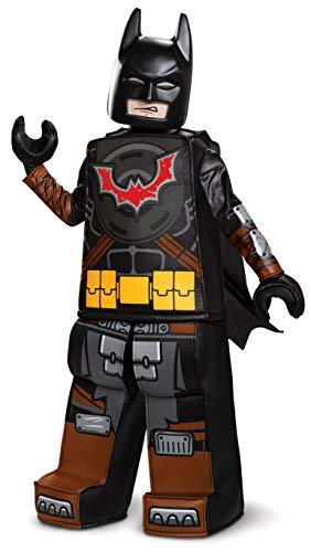 Disguise Batman LEGO Movie 2 Prestige Boys' Costume