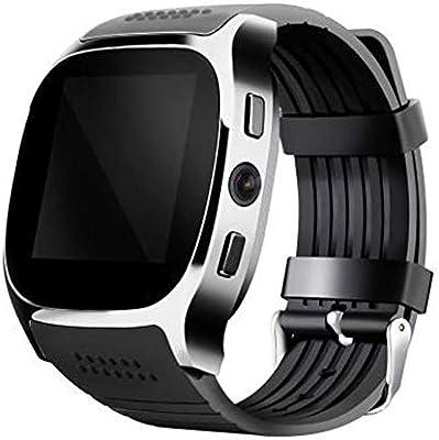 Hihey T8 Bluetooth Smart Watch Teléfono Móvil Cámara Reproductor ...