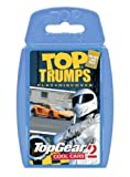 Special Top Trumps Childrens Kids Travel Holiday Playing Game TOP GEAR COOL CARS TOP TRUMPS