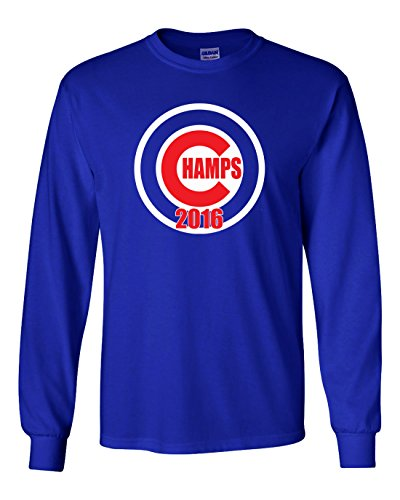 - The Silo LONG SLEEVE BLUE Chicago