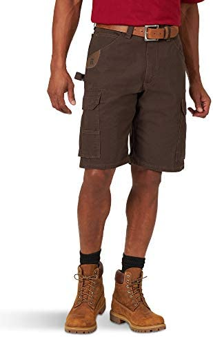 Wrangler Riggs Workwear Men's Ripstop Ranger Cargo Short