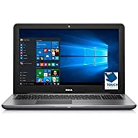 Dell Inspiron 15.6Full HD Touchscreen Laptop, Intel Core i7-7500U Up to 3.5GHz, 16GB RAM, 1TB HDD, AMD Radeon R7 M445 Graphics 4GB, Bluetooth 4.2, WiFi 802.11ac, Windows 10 Home (Seller Upgraded)