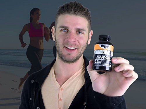 Ultimate Yohimbe Bark Extract - The Power Of Yohimbine